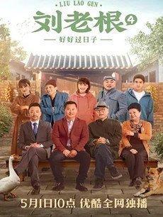 刘老根4电视剧海报